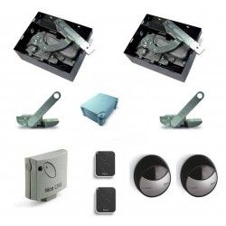 Electric Gate Kit Single Gate Opener Kits Parts And