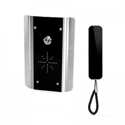 AES Slim CL-AB architectural wired audio intercom system